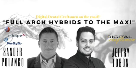 FULL ARCH HYBRIDS TO THE MAX! tickets