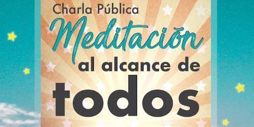 Meditación al alcance de todos