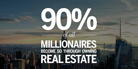 Financial Freedom through Real Estate -CA tickets