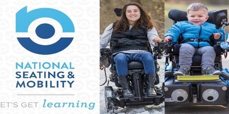 Let's Get Moving! Manual and Power Mobility (Pediatric & Adult) tickets