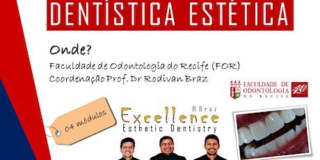 Imersão em Dentística Estética - FOR ingressos