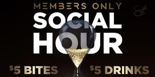 MembersOnly Social Hour