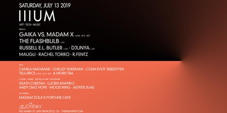 IllUM Art.Tech.Music tickets