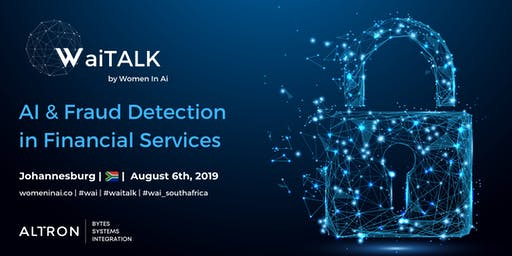 WaiTalk : AI & Fraud Prevention in financial services