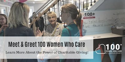 Meet & Greet with 100 Women Who Care!