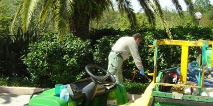 Limited Commercial Landscape Maintenance (LCLM) (Roundup) Pesticide License Training or Limited Lawn and Ornamental (LLO) Review - Largo Extension
