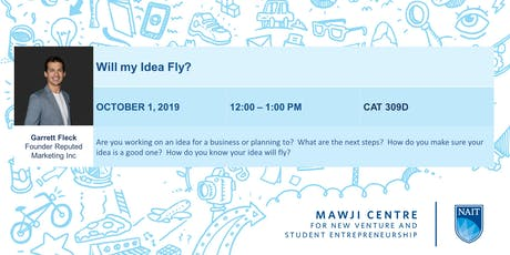 Will my Idea Fly? How to research if your Business Idea is a good one. tickets