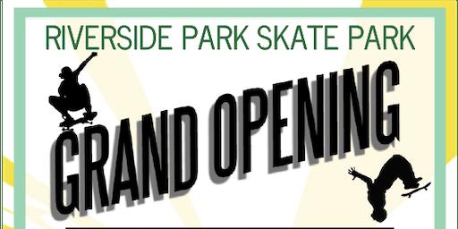West Riverside Skate Park Grand Opening