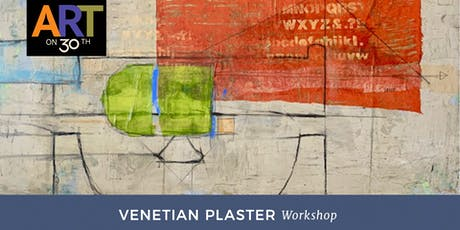 Venetian Plaster Workshop with instructor Denise Cerro tickets