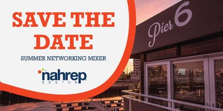 NAHREP Boston: Summer Networking Mixer tickets