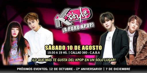 K-style ¡Lo que más te gusta del KPOP en un solo  lugar!