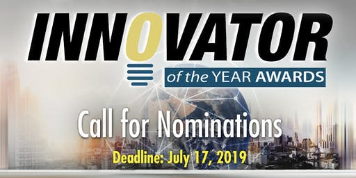 2019 Innovator of the Year Awards