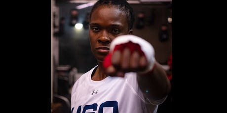 Meet Tiara Brown - USA Boxing World Gold Medalist & DC's Police Officer of The Year tickets