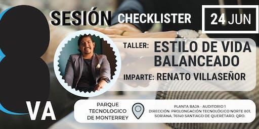 8va Sesión Checklister