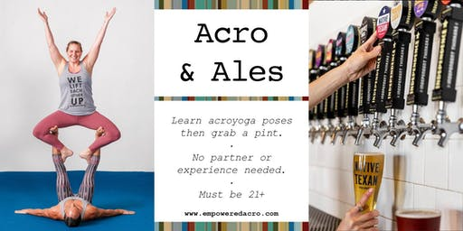 Acro & Ales: Independence Brewing
