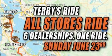 Terry's All Store Ride