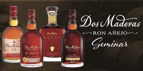 Dos Maderas Rum Seminar tickets