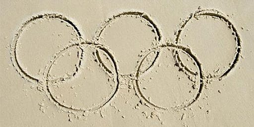 Galveston Exchange Visitors Beach Olympics