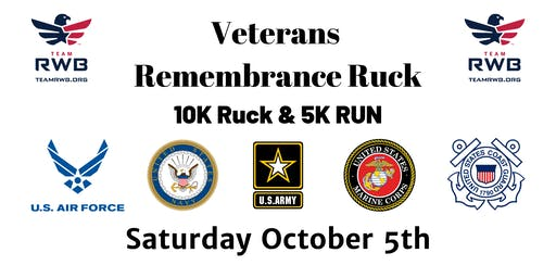 Veterans Remembrance Ruck