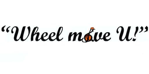 Wheel move U!