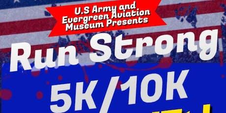 Run Strong 5K & 10K tickets