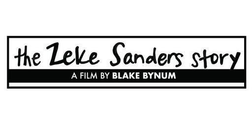 the Zeke Sanders story Happy Hour Fundraiser