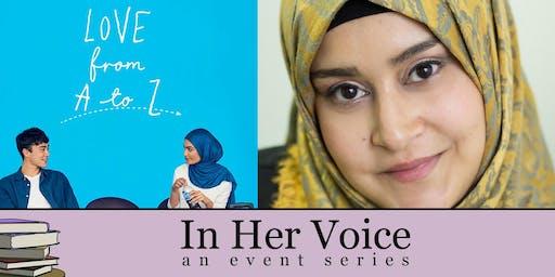 In Her Voice: S.K. Ali