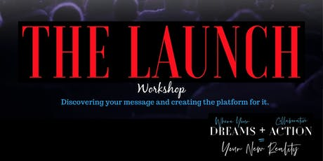 The Launch Workshop tickets