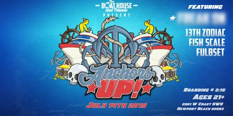 The Boat House Yacht Party (Newport Beach) tickets
