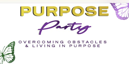 2nd Annual Purpose Party
