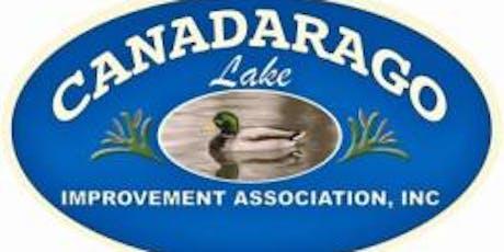 Third Annual Canadarago Lake Improvement Association Golf Tournament tickets