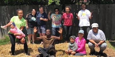 Urban Roots Garden Build Day!
