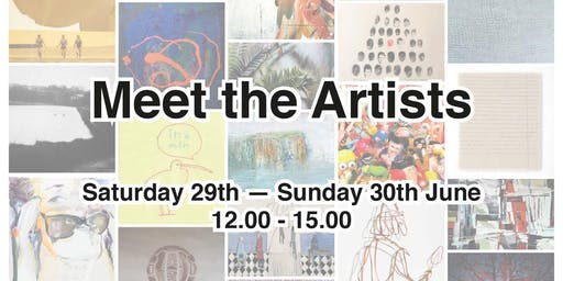 Meet the artist - Join D-Contemporary for a gallery artist-led tour