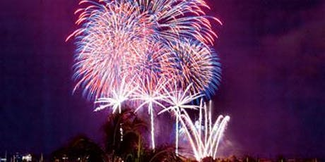 2019 HKBC July 4th Fireworks Road Trip to Hawaii Yacht Club tickets