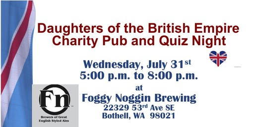 Pub Night Foggy Noggin