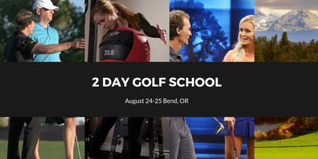 MAKE THE TURN 2 Day Golf School  tickets