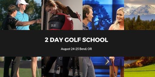 MAKE THE TURN 2 Day Golf School