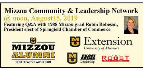 Mizzou Community Leadership Network tickets