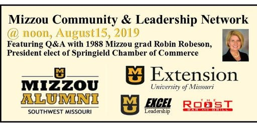 Mizzou Community Leadership Network