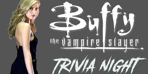 Tipsy Trivia Presents: Buffy the Vampire Slayer