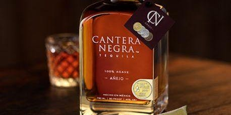 Cantera Negra Tequila Tasting at Quintana's Speakeasy