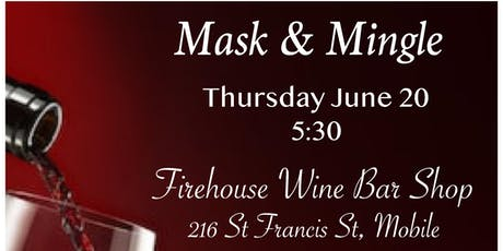 Mask & Mingle tickets
