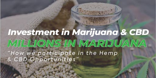 Millions in Marijuana
