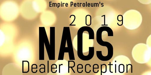 2019 NACS Dealer Reception