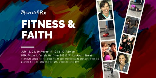 MaverickRx Faith & Fitness Single Sessions
