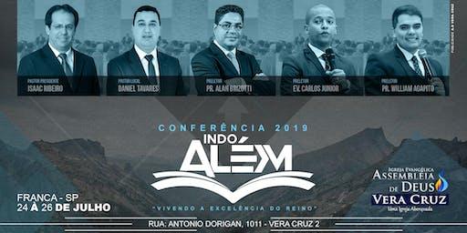 Conferência Indo Além 2019