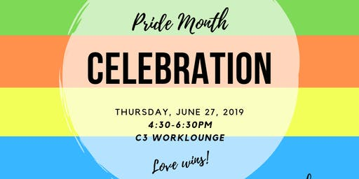 Pride Month Celebration!