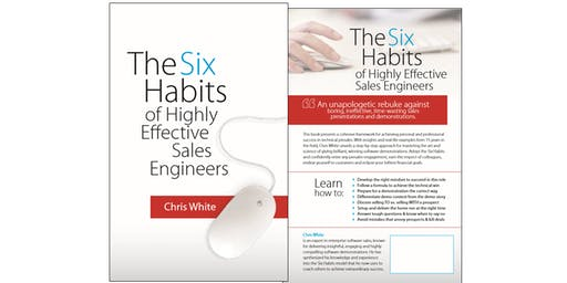 Book Launch - The Six Habits of Highly Effective Sales Engineers