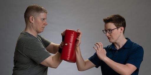 Teens Empowerment Self-Defense: Dinner & Defense