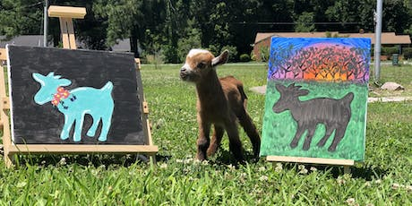 Painting with Goats tickets